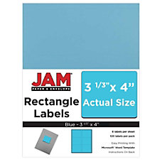JAM Paper Mailing Address Labels 302725770