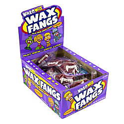 Wack O Wax Gummy Candies Fangs
