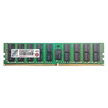 Transcend 8GB DDR4 2133 REG-DIMM 1Rx4