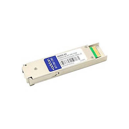 AddOn HP Compatible TAA Compliant 10GBase-BX XFP Transceiver (SMF, 1330nmTx/1270nmRx, 40km, LC, DOM) - 100% compatible and guaranteed to work