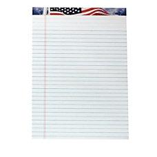 TOPS American Pride Writing Tablet 8