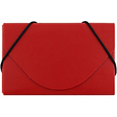 JAM Paper Plastic Business Card Case