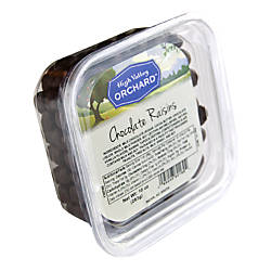 Lehi Valley Chocolate Covered Raisins 10