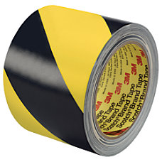 3M 5702 Striped Vinyl Tape 15
