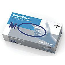 SensiCare Powder Free Nitrile Exam Gloves