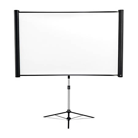 Epson® ES3000 Portable Projection Screen, Bright White