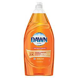 Dawn Ultra Antibacterial Dish Soap 342