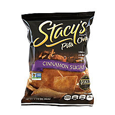 Stacys Cinnamon Sugar Pita Chips 15