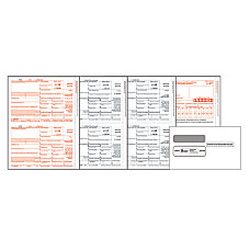 ComplyRight 1099 INT InkjetLaser Tax Forms