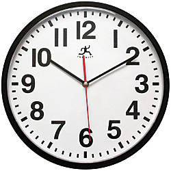 Infinity Instruments ITC Pure Wall Clock