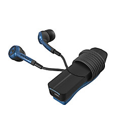 iFrogz Plugz Earbud Headphones Bluetooth Blue
