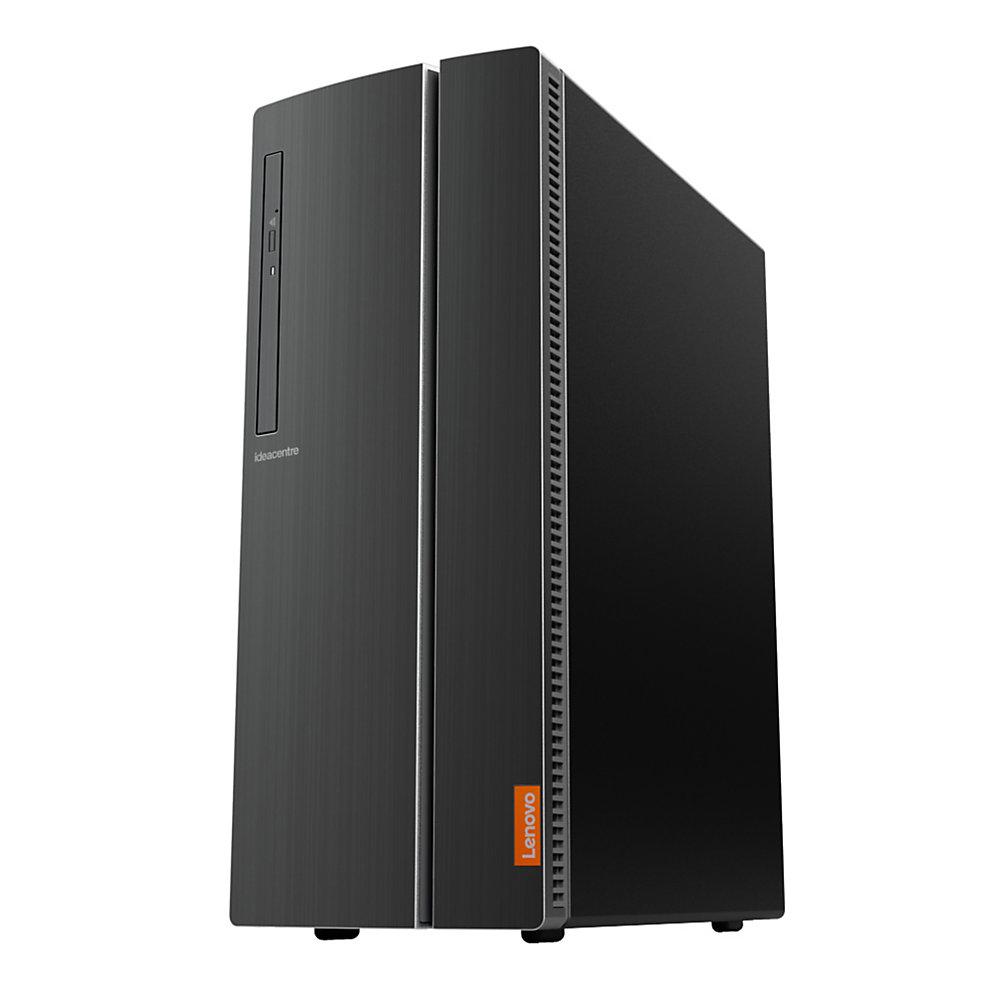 Lenovo IdeaCentre 510A (90LV000DUS) Desktop Computer with 9th Gen Core i7, 16GB RAM, 512GB SSD