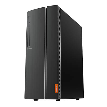 Lenovo IdeaCentre 510A Desktop PC, Intel® Core™ i7, 16GB Memory, 512GB Solid State Drive, Windows® 10