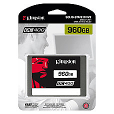 Kingston SSDNow DC400 960 GB 25