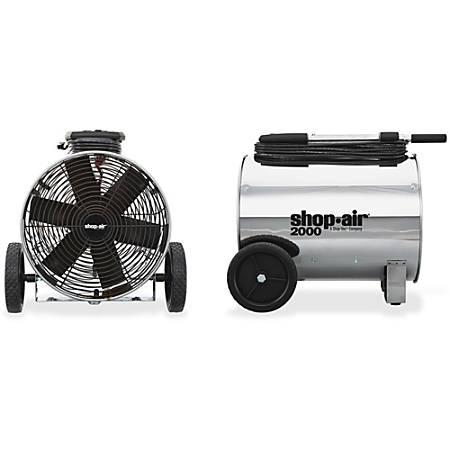 """Shop-Vac Mobile Air Circulator - 14"""" Diameter"""
