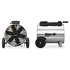 Shop Vac Mobile Air Circulator 14