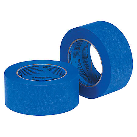 "3M™ 2090 Masking Tape, 1"" x 60 Yd., Blue, Case Of 36"