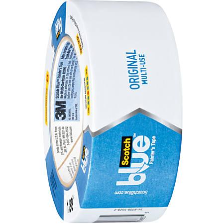 "3M™ 2090 Masking Tape, 2"" x 60 Yd., Blue, Case Of 24"