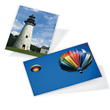 Office Depot Brand Laminating Pouches Photo