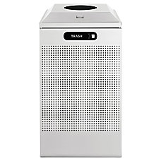 Rubbermaid Commercial Silhouette Waste Receptacle 29