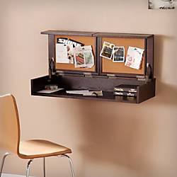 Southern Enterprises Lexford Wall Mount Desk