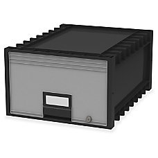 Storex Archive Storage Box External Dimensions