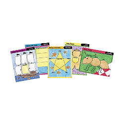 Barker Creek Chart Set Graphic Organizer