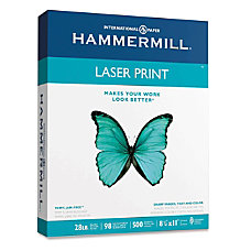 Hammermill Laser Pro Paper Letter Size