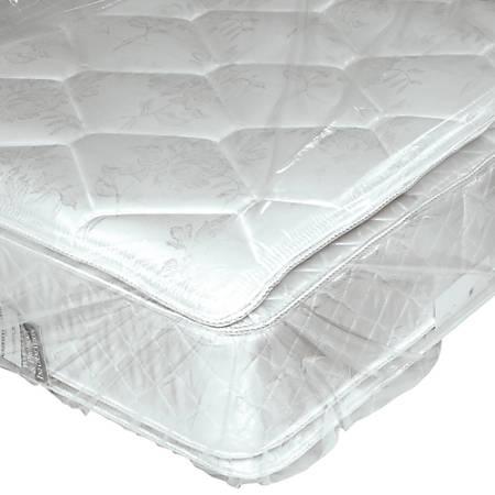 """Office Depot® Brand Plastic Mattress Bags, 1.1-Mil, 52"""" x 81"""", 200 Per Roll"""