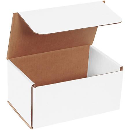 8in(L) x 5in(W) x 4in(D) - Corrugated Mailers