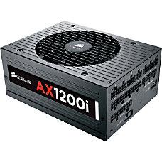 Corsair AX1200i Digital ATX Power Supply