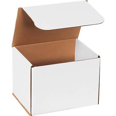 8in(L) x 6in(W) x 6in(D) - Corrugated Mailers