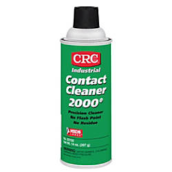 CRC Contact Cleaner 2000 Precision Cleaner
