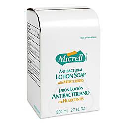 Gojo Micrell Antibacterial Lotion Soap Refills