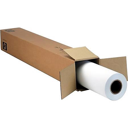 "HP Dye Sublimation Print Banner Paper - 60"" x 75 ft - 133 g/m² Grammage - Matte - 2 Pack"
