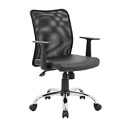 Boss Office Products Budget Vinyl Mid
