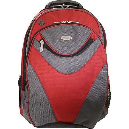 "ECO STYLE Vortex Carrying Case Backpack With 16.1"" Laptop Pocket"