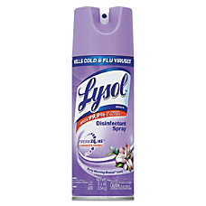 Lysol Disinfectant Spray Early Morning Breeze
