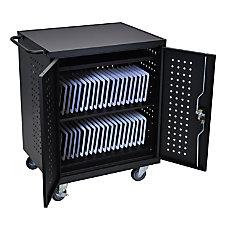 Luxor 42 Capacity TabletChromebook Charging Cart
