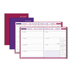 Divoga Metro Girl WeeklyMonthly Academic Planner