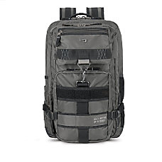 Solo Altitude Laptop Backpack Gray