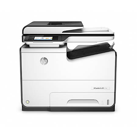 HP PageWide Pro 577dw Wireless Color Multifunction Business Printer With Duplex Printing, D3Q21A