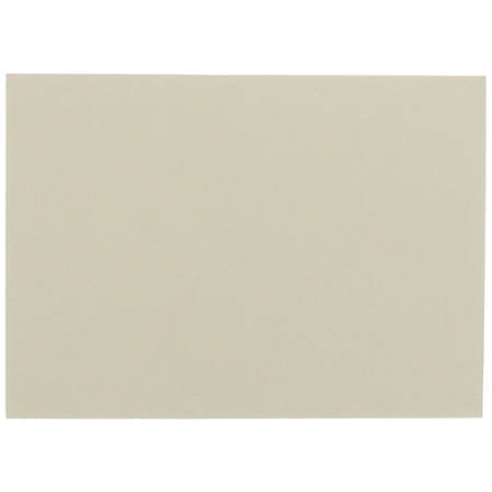 "JAM Paper® Blank Cards, 3 1/2"" x 4 7/8"", Ivory, Pack Of 100"