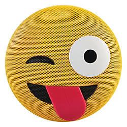DE Emoji Bluetooth Speaker Tongue 4