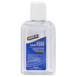 Genuine Joe Instant Hand Sanitizer Neutral