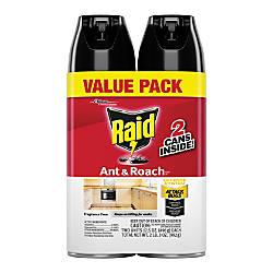 Raid Ant Roach Killer Spray Outdoor