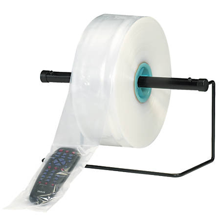 """Office Depot Brand 1.5 Mil Poly Tubing, 5"""" x 2900'"""