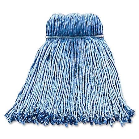 Layflat Screw-type Cut-end Wet Mop Head - Yarn