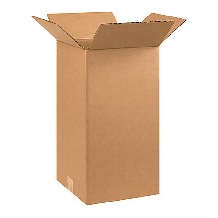10in(L) x 10in(W) x 20in(D) - Corrugated Shipping Boxes