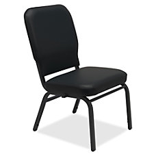 Lorell Big and Tall Stack Chair
